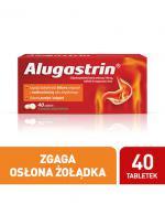 ALUGASTRIN - 40 tabl.