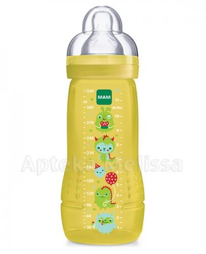MAM Butelka baby bottle MONSTERS/CIRCUS 330 ml - 1 szt.