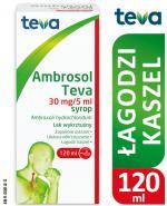 AMBROSOL TEVA Syrop 30 mg/5ml - 120 ml