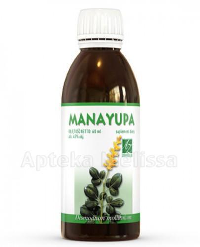 MANAYUPA - 60 ml - Apteka internetowa Melissa