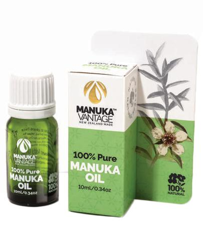 Manuka Vantage Olejek 100% - 10 ml - cena, opinie, stosowanie - Apteka internetowa Melissa