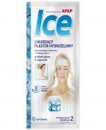 APAP ICE Chłodzące plastry żelowe - 2 szt.