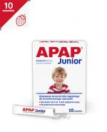 APAP JUNIOR Granulat 250 mg - 10 sasz.