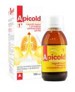 APICOLD 1+ Syrop z korzenia prawoślazu z dodatkiem miodu - 100 ml - Apteka internetowa Melissa