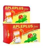 APLEPLUS FORTE Na odchudzanie ocet jabłkowy z zieloną herbatą  - 30 kaps. - Apteka internetowa Melissa