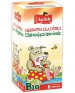 APOTHEKE BIO Herbatka dla dzieci na trawienie - 20 sasz. - Apteka internetowa Melissa