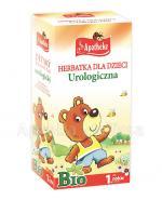 APOTHEKE BIO Herbatka dla dzieci urologiczna - 20 sasz. - Apteka internetowa Melissa