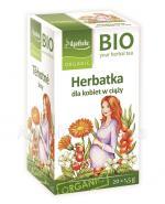 APOTHEKE Herbatka dla kobiet w ciąży - 20 sasz. - Apteka internetowa Melissa
