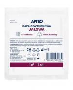 APTEO Gaza opatrunkowa jałowa 1m2 - 1szt. - Apteka internetowa Melissa