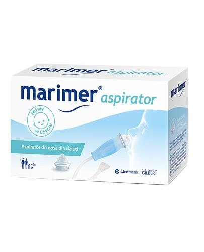 MARIMER BABY Aspirator do nosa dla niemowląt - 1 szt. - Drogeria Melissa