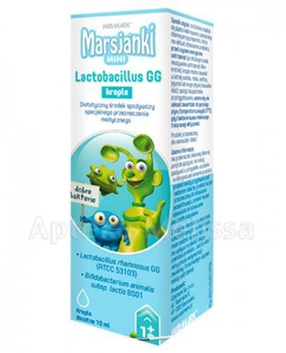MARSJANKI MINI Lactobacillus GG - 10 ml  - Apteka internetowa Melissa