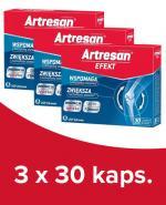 ARTRESAN EFEKT - 3 x 30 kaps.