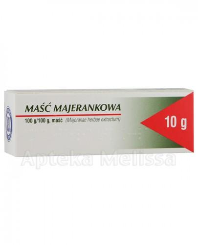 HASCO-LEK Maść majerankowa - 10 g  - Apteka internetowa Melissa