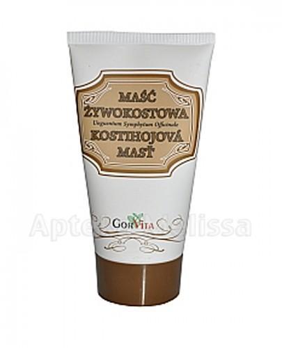 GORVITA Maść żywokostowa - 130 ml - Apteka internetowa Melissa