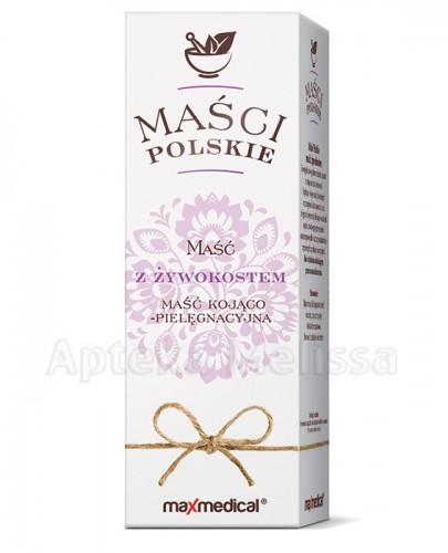 MAŚCI POLSKIE Maść z żywokostem - 100 ml