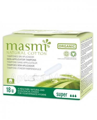 MASMI Tampony super - 18 szt.  - Apteka internetowa Melissa
