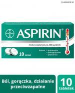 ASPIRIN - 10 tabl. - Apteka internetowa Melissa