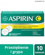 ASPIRIN C - 10 tabl. mus. - Apteka internetowa Melissa