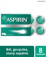 ASPIRIN PRO - 8 tabl. - Apteka internetowa Melissa