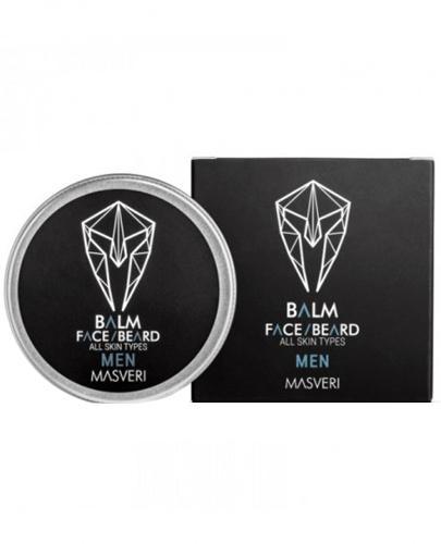 Masveri Men Balsam do brody i wszystkich typów skóry - 50  ml - cena, opinie, stosowanie - Drogeria Melissa