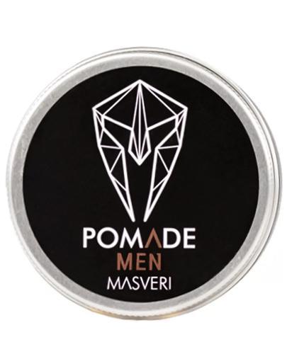 Masveri Men Pomada do włosów i brody oparta na wodnej bazie - 100 ml - cena, opinie, właściwości - Apteka internetowa Melissa