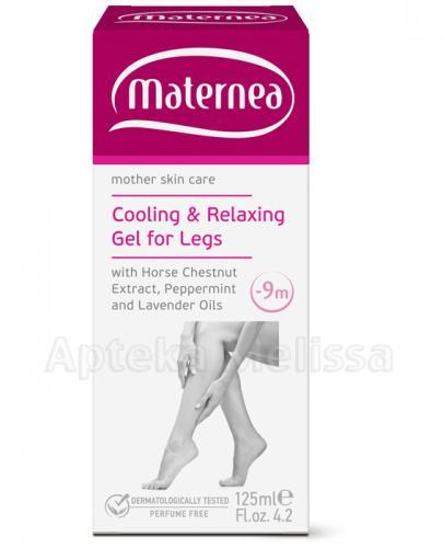 MATERNEA Chłodzący żel do nóg - 125 ml