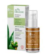 AVA ALOE ORGANIC ANTI-AGING Serum do twarzy - 30 ml - Apteka internetowa Melissa