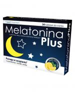 MELATONINA PLUS - 30 tabl. - Apteka internetowa Melissa