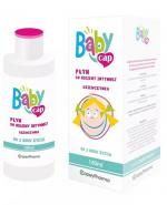 BABYCAP Płyn do higieny intymnej dla dziewczynek od 2 roku życia - 150 ml - Apteka internetowa Melissa