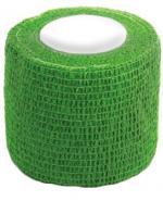 Bandaż kohezyjny 5 m x 4,5 cm ciemno zielony - 1 szt. - cena, opinie, właściwości