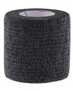 Bandaż kohezyjny 5 m x 4,5 cm czarny - 1 szt. - cena, opinie, stosowanie