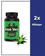 BASIC LINE Aloe vera - 2 x 60 kaps. - Apteka internetowa Melissa