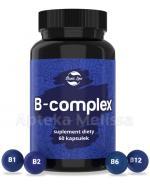 BASIC LINE B-complex - 60 kaps. - Apteka internetowa Melissa