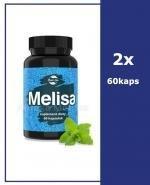 BASIC LINE Melisa - 2 x 60 kaps. - Apteka internetowa Melissa