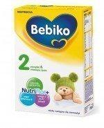 BEBIKO 2 Mleko modyfikowane następne dla niemowląt - 350 g - Apteka internetowa Melissa