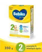 BEBIKO 2 Mleko modyfikowane następne dla niemowląt - 350 g - cena, opinie, właściwości
