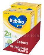 BEBIKO 2R Mleko następne dla niemowląt - 2 x 800 g - Apteka internetowa Melissa