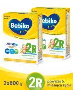 BEBIKO 2R Mleko następne dla niemowląt - 2x800 g - Apteka internetowa Melissa