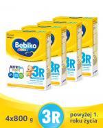 BEBIKO 3R JUNIOR Mleko modyfikowane następne dla niemowląt - 4x800 g - Apteka internetowa Melissa