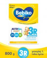 BEBIKO 3R JUNIOR Mleko modyfikowane następne dla niemowląt - 800 g