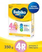 BEBIKO 4R JUNIOR Mleko modyfikowane następne dla niemowląt - 350 g - Apteka internetowa Melissa