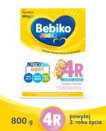 BEBIKO 4R JUNIOR Mleko modyfikowane następne dla niemowląt - 800 g - Apteka internetowa Melissa