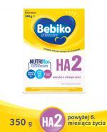 Bebiko HA 2 Mleko modyfikowane następne dla niemowląt - 350 g - Apteka internetowa Melissa