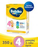 BEBIKO JUNIOR 4 Mleko modyfikowane - 350 g - Apteka internetowa Melissa