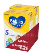 BEBIKO JUNIOR 5 Dla przedszkolaka - 2 x 800 g  - Apteka internetowa Melissa