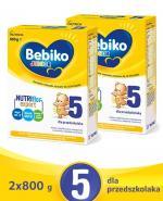 BEBIKO JUNIOR 5 Dla przedszkolaka - 2x800 g  - Apteka internetowa Melissa