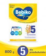 BEBIKO JUNIOR 5 Dla przedszkolaka - 800 g - Apteka internetowa Melissa