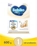 Bebiko 1 Mleko modyfikowane początkowe dla niemowląt - Apteka internetowa Melissa