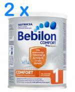 BEBILON 1 COMFORT PROEXPERT Mleko modyfikowane w proszku - 2 x 400 g