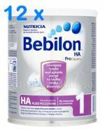 BEBILON 1 HA PROEXPERT Mleko modyfikowane w proszku - 12 x 400 g